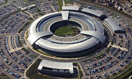 GCHQ captured emails of journalists from top international media