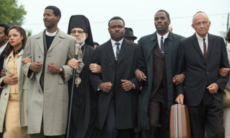 Win two tickets to the UK premiere of movie Selma