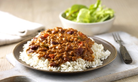 How to eat: chilli con carne