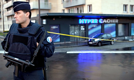 Paris attacks: four men face charges on suspicion of links to gunmen