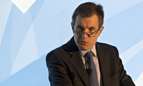 Former MI6 chief Sir John Sawers
