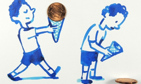 Christoph Niemann's Sunday sketches – in pictures