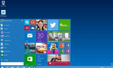 Microsoft to roll out Windows 10 as it jostles with Google and Apple
