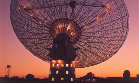 Dying star could be behind immensely powerful radio bursts 'heard' live