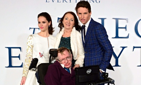 Odeon cinema fails to provide wheelchair access for Theory of Everything