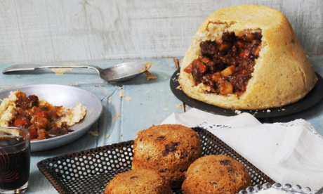 Suet surrender: sweet and savoury pudding recipes
