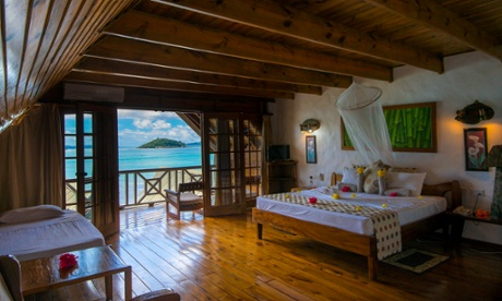 Top 10 budget beach B&Bs in the Seychelles