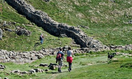 Great country walks: Hadrian's Wall, Northumberland