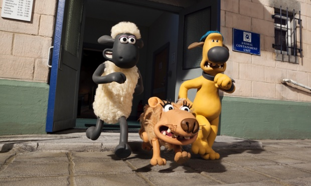 Shaun The Sheep Movie 2015