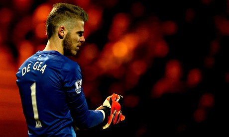 David de Gea could leave Manchester United, claims agent