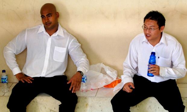 AFP should intervene in Bali Nine death sentences, says man who.