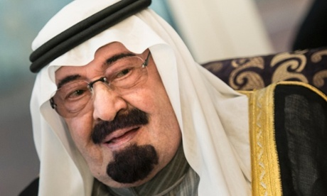 Saudi Arabia's King Abdullah has died, aged 90