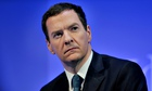 Chancellor George Osborne has stuck to the line that he is rescuing Britain from a mess made by Labo
