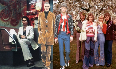 They're back! Top designers rescue flares from dustbin of fashion history