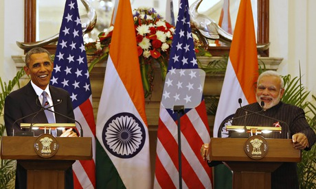 Obama and Modi agree to limit US liability in case of nuclear disaster