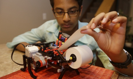 Lego — Silicon Valley entrepreneur's building block to technical innovation