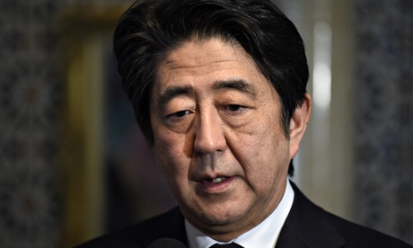 Japanese PM stands firm on foreign policy after Isis hostage murder