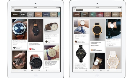 Pinterest promises 'smarter search' including manly pins for men