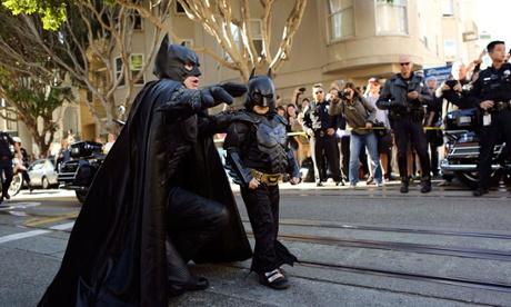 Julia Roberts to star in Batkid movie