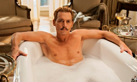After mortifying Mortdecai, is Johnny Depp's career decaying?