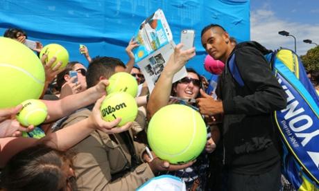 Andy Murray v Nick Kyrgios: Australian Open 2015 – live!