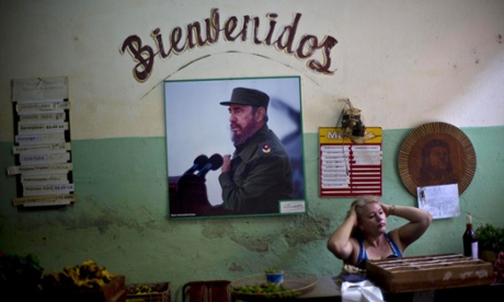 Fidel Castro: Cuba can reconcile with US