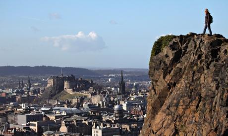 Great city walks: Edinburgh