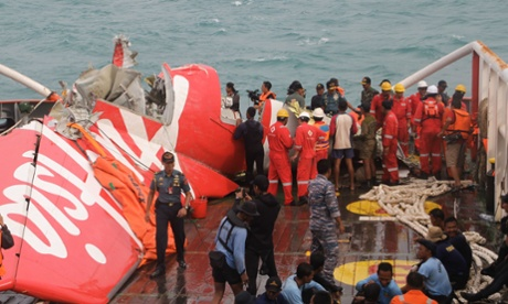 AirAsia crash: Indonesia says search for victims is in last days