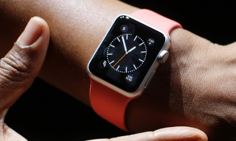 Apple Watch will be available in April