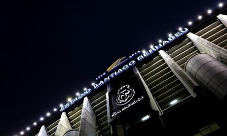 Real Madrid's Santiago Bernabéu stadium set to be renamed Abu Dhabi Bernabéu