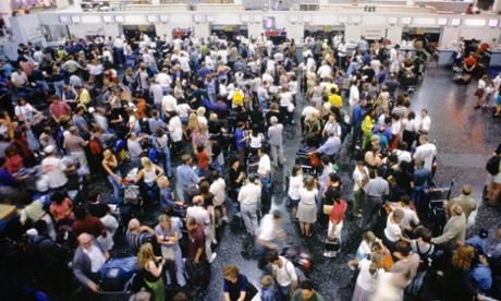 European counter-terror plan involves blanket collection of passengers' data