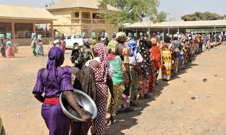 Yola: the city where people fleeing Boko Haram outnumber 400,000 locals