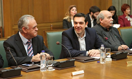 Greece's new young radicals sweep away age of austerity