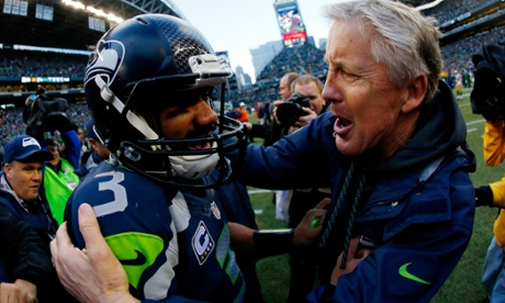 Pete Carroll and baseball's most feared man: an unlikely tale of friendship