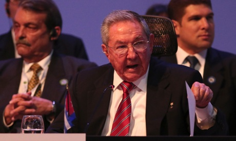 Raúl Castro demands that US return Guantánamo base to Cuba