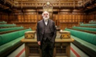 Sir Robert Rogers, the clerk of the house, stars in the documentary Inside the Commons.