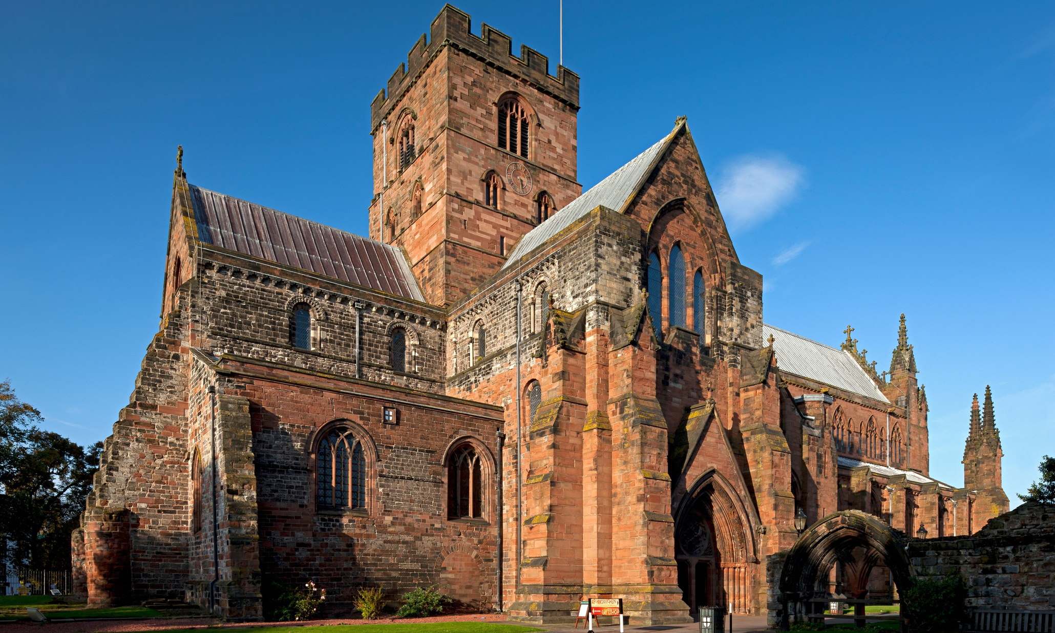 Great City Walks Carlisle Travel The Guardian