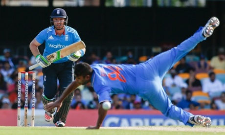 England v India: Tri-Series – live! | Dan Lucas and John Ashdown