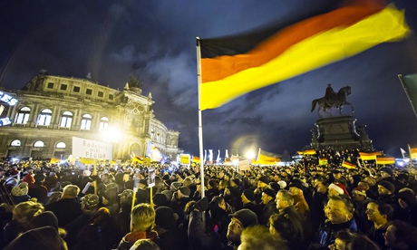 Dresden crowds tell a chilling tale of Europe's fear of migrants