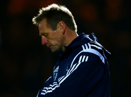 Another defeat for Stuart Pearce and Nottingham Forest.