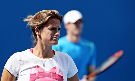 Mauresmo and Murray make a great case for more women in sport | Jackie Ashley