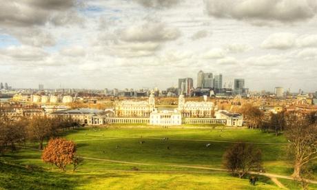 Great city walks: Blackheath and Greenwich, London