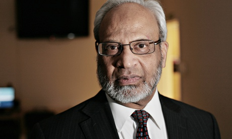 Shuja Shafi, head of the Muslim Council of Britain: 'We've never claimed to speak for everyone'