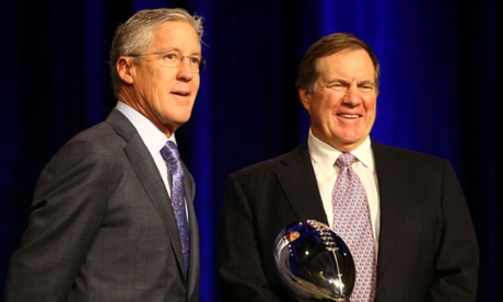 Bill Belichick turns on unexpected charm as he praises Seahawks' spirit