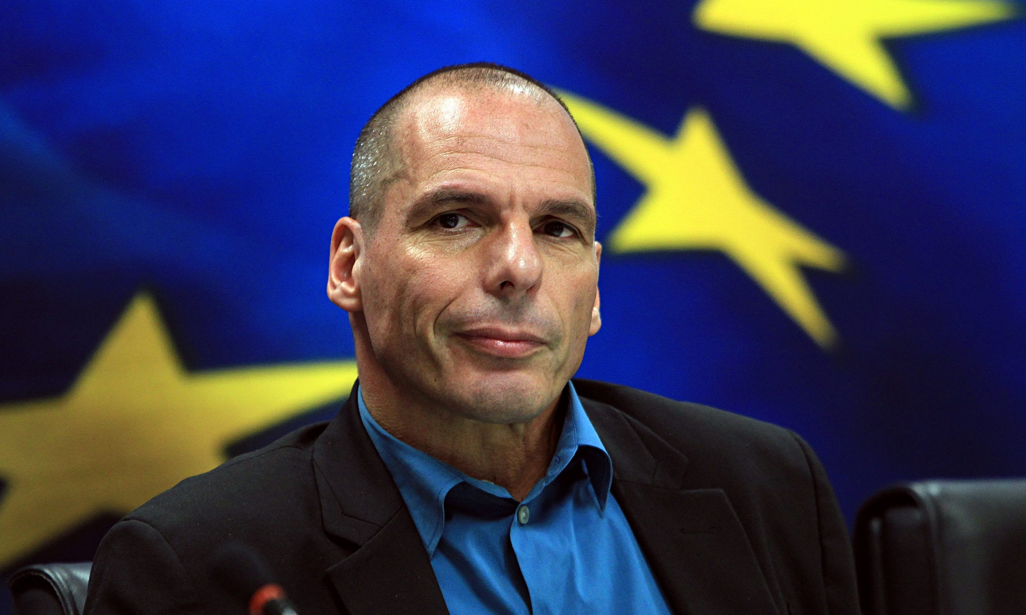 Is Varoufakis the EU twitter-in-chief ?