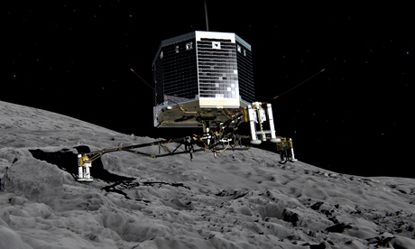 Comet scientists torn over hunt for lander as next stage of mission nears
