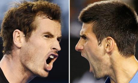 Andy Murray v Novak Djokovic: Australian Open men's final – live!