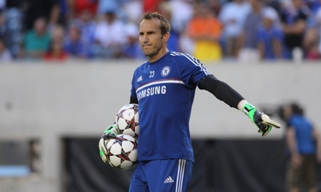 Jose Mourinho confirms Mark Schwarzer's move from Chelsea to Leicester