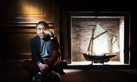 Haruki Murakami to be an online agony uncle