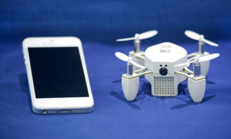 British 'nano drone' Zano reaches £2m of Kickstarter crowdfunding